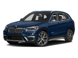Mediterranean Blue Metallic 2016 BMW X1 Pictures X1 Utility 4D 28i AWD I4 Turbo photos front view