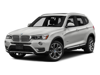 Mineral Silver Metallic 2016 BMW X3 Pictures X3 Utility 4D 35i AWD I6 Turbo photos front view