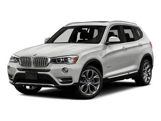 Mineral Silver Metallic 2016 BMW X3 Pictures X3 Utility 4D 28i AWD I4 Turbo photos front view
