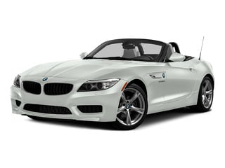 Alpine White 2016 BMW Z4 Pictures Z4 Roadster 2D Z4 35is I6 photos front view