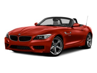 Melbourne Red Metallic 2016 BMW Z4 Pictures Z4 Roadster 2D Z4 35is I6 photos front view