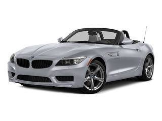 Glacier Silver Metallic 2016 BMW Z4 Pictures Z4 Roadster 2D Z4 35is I6 photos front view