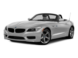 Mineral White Metallic 2016 BMW Z4 Pictures Z4 Roadster 2D Z4 35is I6 photos front view