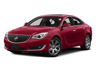 Crimson Red Tintcoat 2016 Buick Regal Pictures Regal Sedan 4D AWD I4 Turbo photos front view