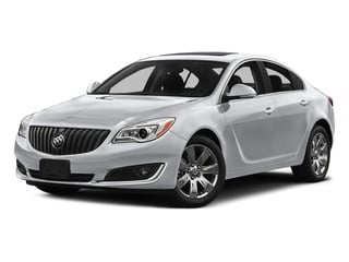 Quicksilver Metallic 2016 Buick Regal Pictures Regal Sedan 4D AWD I4 Turbo photos front view