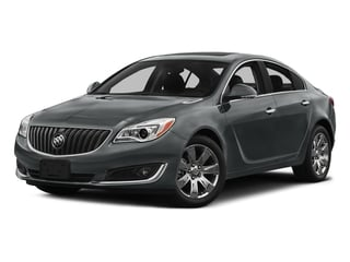 Smoky Gray Metallic 2016 Buick Regal Pictures Regal Sedan 4D AWD I4 Turbo photos front view