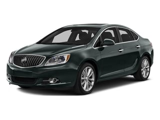 Graphite Gray Metallic 2016 Buick Verano Pictures Verano Sedan 4D Premium I4 Turbo photos front view