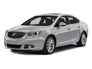 Quicksilver Metallic 2016 Buick Verano Pictures Verano Sedan 4D Premium I4 Turbo photos front view