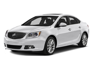 Summit White 2016 Buick Verano Pictures Verano Sedan 4D Premium I4 Turbo photos front view