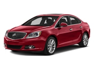 Crystal Red Tintcoat 2016 Buick Verano Pictures Verano Sedan 4D Premium I4 Turbo photos front view
