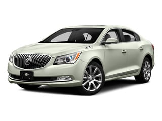 White Frost Tricoat 2016 Buick LaCrosse Pictures LaCrosse Sedan 4D Leather V6 photos front view