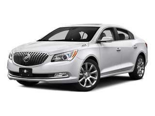 Summit White 2016 Buick LaCrosse Pictures LaCrosse Sedan 4D Leather V6 photos front view
