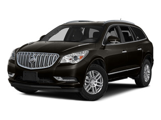 Dark Chocolate Metallic 2016 Buick Enclave Pictures Enclave Utility 4D Premium AWD V6 photos front view