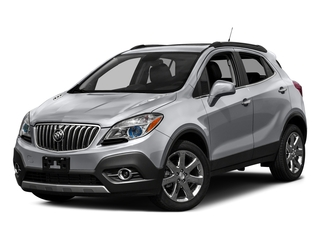 Quicksilver Metallic 2016 Buick Encore Pictures Encore Utility 4D Sport Touring 2WD I4 photos front view