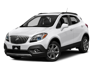 Summit White 2016 Buick Encore Pictures Encore Utility 4D Sport Touring 2WD I4 photos front view