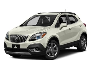 White Pearl Tricoat 2016 Buick Encore Pictures Encore Utility 4D Sport Touring 2WD I4 photos front view