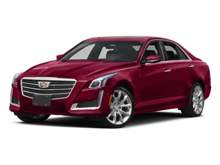 Red Obsession Tintcoat 2016 Cadillac CTS Sedan Pictures CTS Sedan 4D Luxury I4 Turbo photos front view