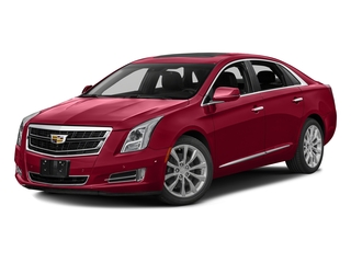 Red Passion Tintcoat 2016 Cadillac XTS Pictures XTS Sedan 4D Luxury AWD V6 photos front view