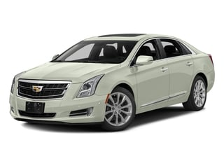 Crystal White Tricoat 2016 Cadillac XTS Pictures XTS Sedan 4D Luxury AWD V6 photos front view