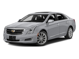 Radiant Silver Metallic 2016 Cadillac XTS Pictures XTS Sedan 4D Luxury AWD V6 photos front view