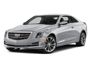 Radiant Silver Metallic 2016 Cadillac ATS Coupe Pictures ATS Coupe 2D Performance V6 photos front view