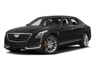 Black Raven 2016 Cadillac CT6 Pictures CT6 Sedan 4D Luxury 3.0TT AWD V6 Turbo photos front view