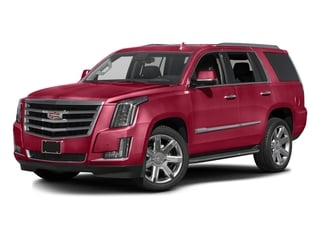 Red Passion Tintcoat 2016 Cadillac Escalade Pictures Escalade Utility 4D 4WD V8 photos front view