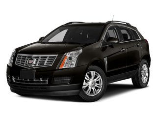 Cocoa Bronze Metallic 2016 Cadillac SRX Pictures SRX Utility 4D Performance 2WD V6 photos front view