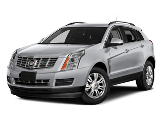 Radiant Silver Metallic 2016 Cadillac SRX Pictures SRX Utility 4D Performance 2WD V6 photos front view