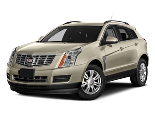 Silver Coast Metallic 2016 Cadillac SRX Pictures SRX Utility 4D Performance 2WD V6 photos front view