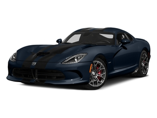 GTS-R Blue Pearlcoat 2016 Dodge Viper Pictures Viper 2 Door Coupe photos front view