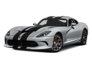 Billet Silver Metallic Clearcoat 2016 Dodge Viper Pictures Viper 2 Door Coupe photos front view