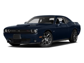 Jazz Blue Pearlcoat 2016 Dodge Challenger Pictures Challenger Coupe 2D R/T V8 photos front view