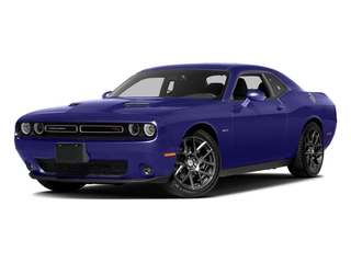 Plum Crazy Pearlcoat 2016 Dodge Challenger Pictures Challenger Coupe 2D R/T V8 photos front view