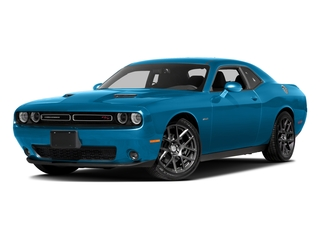 B5 Blue Pearlcoat 2016 Dodge Challenger Pictures Challenger Coupe 2D R/T V8 photos front view