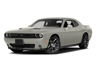 Ivory White Tri-Coat Pearl 2016 Dodge Challenger Pictures Challenger Coupe 2D R/T Plus V8 photos front view