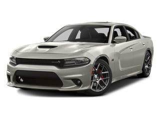 Ivory Tri-Coat Pearl 2016 Dodge Charger Pictures Charger Sedan 4D R/T Scat Pack V8 photos front view