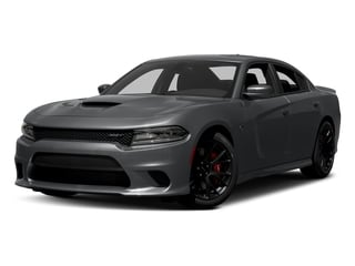Granite Pearlcoat 2016 Dodge Charger Pictures Charger Sedan 4D SRT Hellcat V8 Supercharged photos front view
