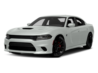 Bright White Clearcoat 2016 Dodge Charger Pictures Charger Sedan 4D SRT Hellcat V8 Supercharged photos front view