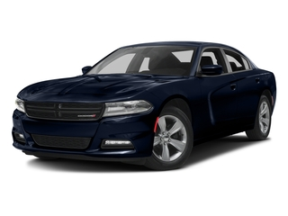 Jazz Blue Pearlcoat 2016 Dodge Charger Pictures Charger Sedan 4D SXT AWD V6 photos front view