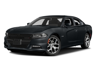 Maximum Steel Metallic Clearcoat 2016 Dodge Charger Pictures Charger Sedan 4D R/T Road & Track V8 photos front view