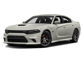 Ivory Tri-Coat Pearl 2016 Dodge Charger Pictures Charger Sedan 4D SRT 392 V8 photos front view