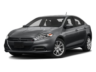 Granite Crystal Metallic Clearcoat 2016 Dodge Dart Pictures Dart Sedan 4D Rallye Sport I4 photos front view