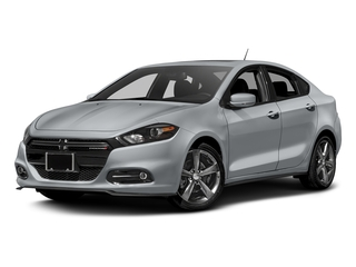 Billet Silver Metallic Clearcoat 2016 Dodge Dart Pictures Dart Sedan 4D GT I4 photos front view