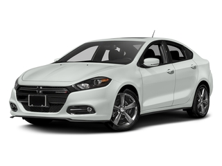 Bright White Clearcoat 2016 Dodge Dart Pictures Dart Sedan 4D GT I4 photos front view