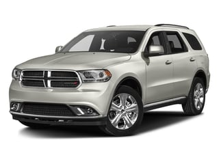 Ivory 3-Coat 2016 Dodge Durango Pictures Durango Utility 4D Limited AWD V6 photos front view