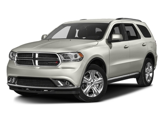 Ivory 3-Coat 2016 Dodge Durango Pictures Durango Utility 4D SXT 2WD V6 photos front view