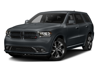 Maximum Steel Metallic Clearcoat 2016 Dodge Durango Pictures Durango Utility 4D R/T 2WD V8 photos front view