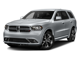 Billet Silver Metallic Clearcoat 2016 Dodge Durango Pictures Durango Utility 4D R/T 2WD V8 photos front view
