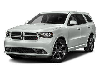 Bright White Clearcoat 2016 Dodge Durango Pictures Durango Utility 4D R/T 2WD V8 photos front view